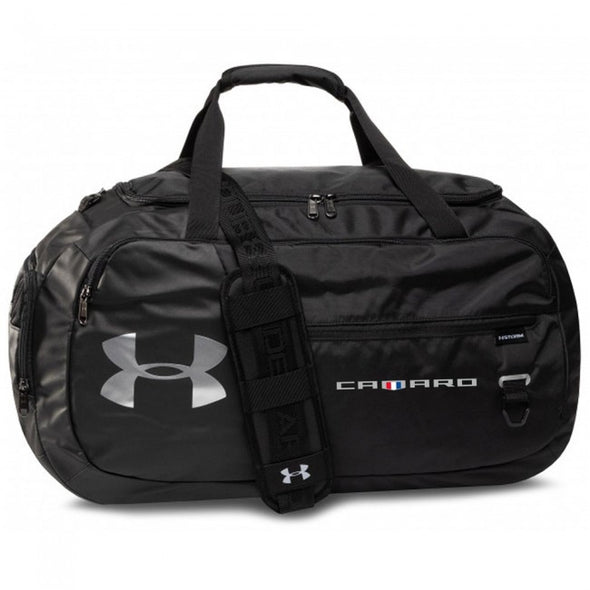 Camaro UA Storm Medium Duffel-Black