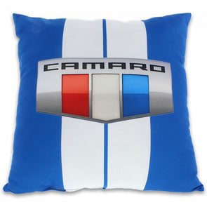 Camaro Decorative Pillow - Blue