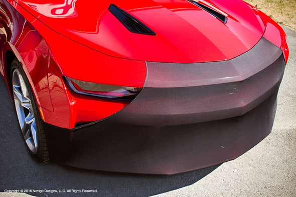NoviStretch™ 6th Gen Camaro Front Bumper Mask