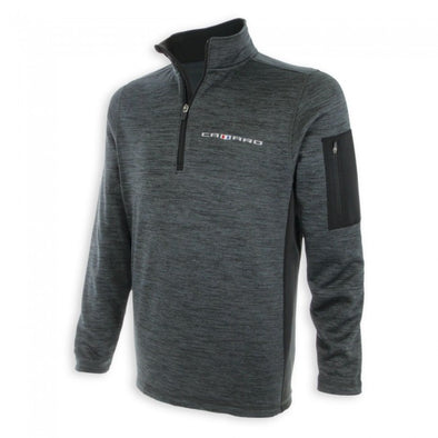 Camaro Roadway Quarter-Zip Fleece - Graphite