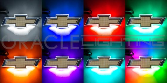 2014-2015 Chevy Camaro Illuminated LED Rear Bowtie Emblem