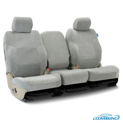 Chevrolet Camaro Custom Suede Seat Covers