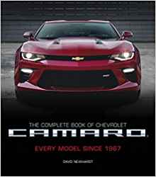 The Complete Book of Chevrolet Camaro, 2nd Edition: Every Model Since 1967 (Hardcover)