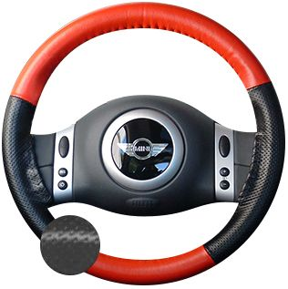 Wheelskins - EuroPerf Perforated Leather Steering Wheel Covers