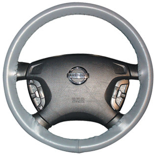 Wheelskins - Original One Color Leather Steering Wheel Covers