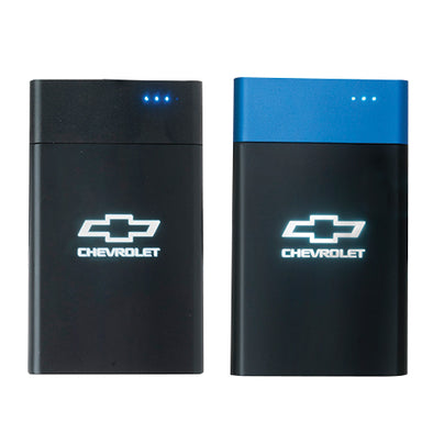 Chevrolet Bowtie Light Up Power Bank