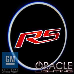 Camaro RS ORACLE GOBO LED Door Light Projector