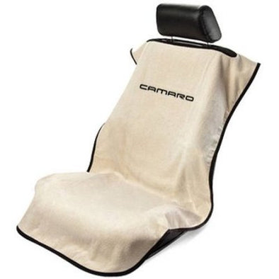 Camaro Seat Towel - Tan