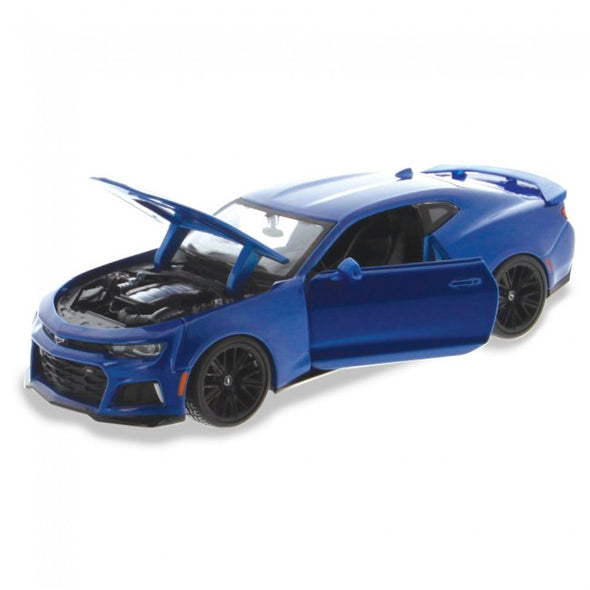 1:24 Scale 2017 Camaro ZL1 - Blue