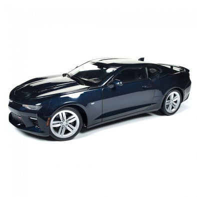 1:18 Scale 2016 Camaro SS Blue Velvet Metallic