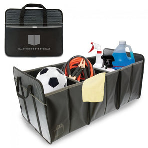 Camaro Trunk Caddy Organizer - Black