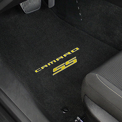 Camaro Velourtex Lloyd Floor Mats