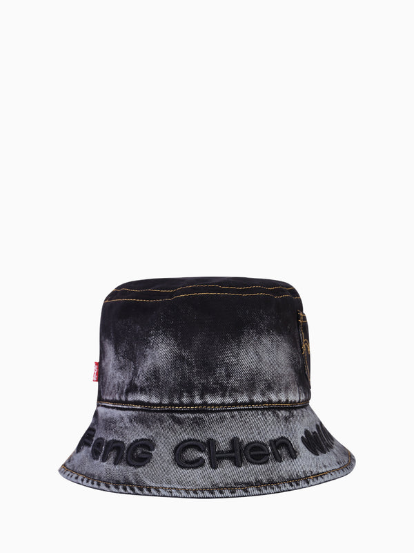 FENG CHEN WANG X LEVI'S DENIM BUCKET HAT