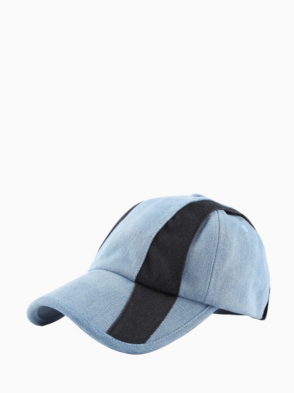 CONTRAST LAYERED CAP