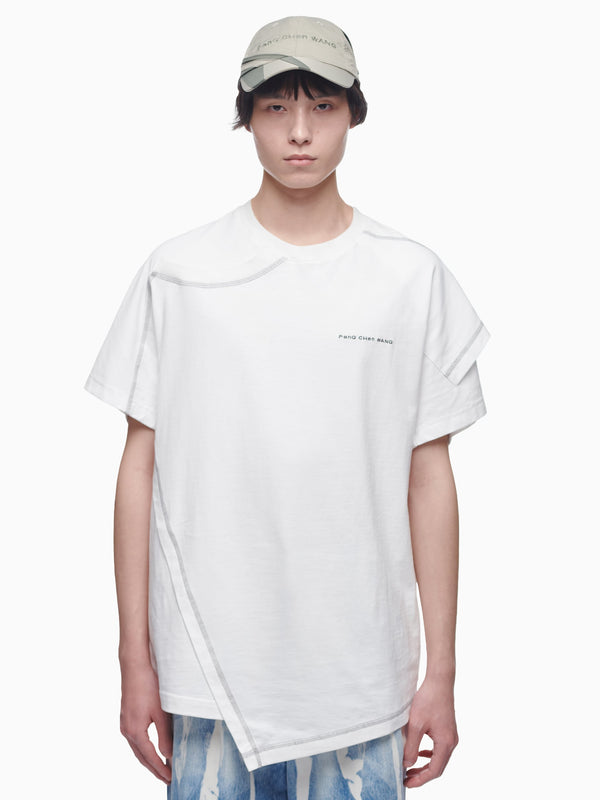 COTTON 2 IN 1 T-SHIRT
