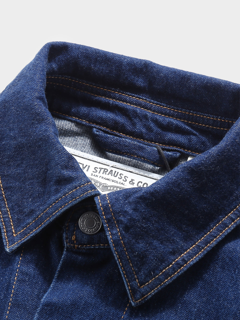 Feng Chen Wang × Levi's > Two in One Layered Denim Jacket