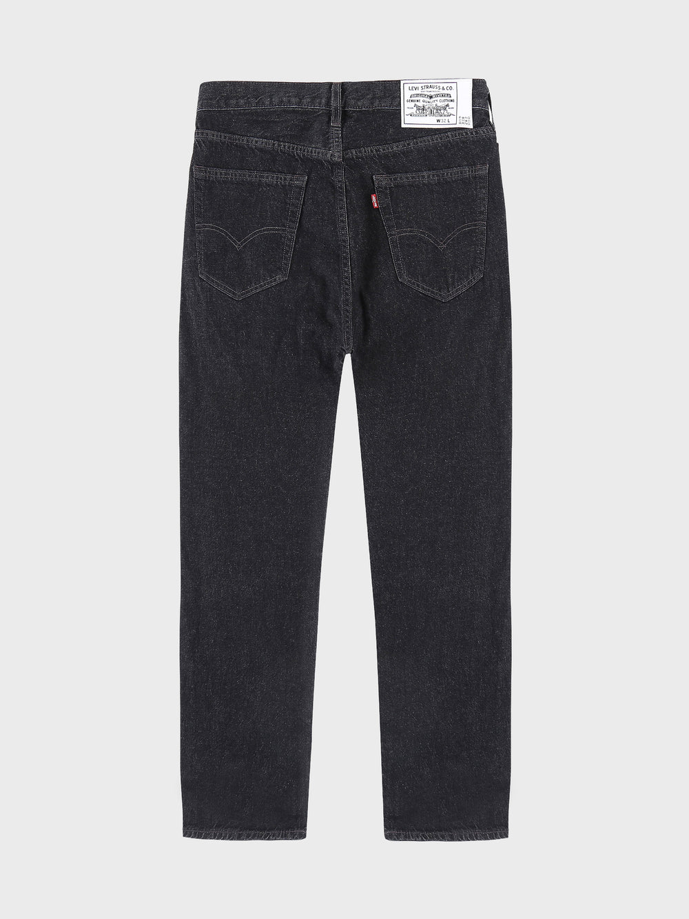 Feng Chen Wang × Levi's > Pleated Tapered Jeans