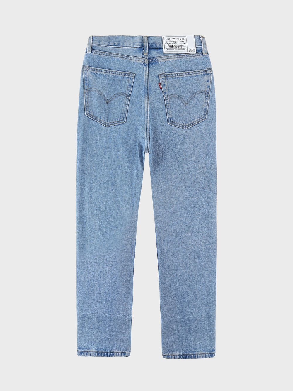 Feng Chen Wang × Levi's > Embroidered Straight Leg Jeans