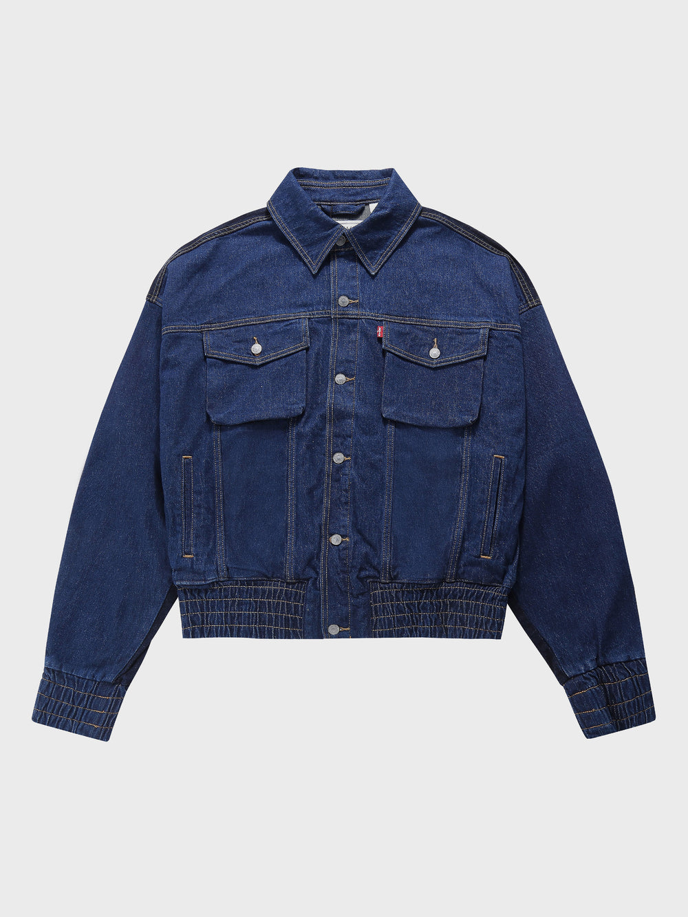 Feng Chen Wang × Levi's > Two-toned Denim Jacket