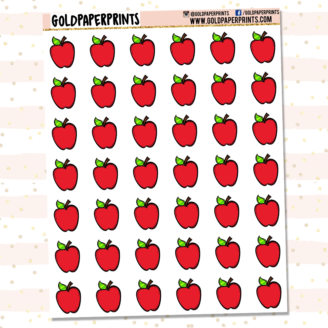 Apples Sheet