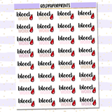 Blood Work Sheet
