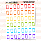 Cell Phone Icon Sheet