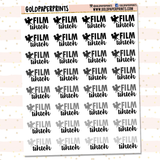 Film TikTok Sheet