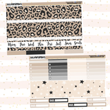 Leopard // Monthly View Kit