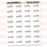 Order Stickers Sheet