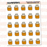 Pumpkin Spice Candle Sheet