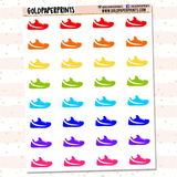 Sneaker Icon Sheet