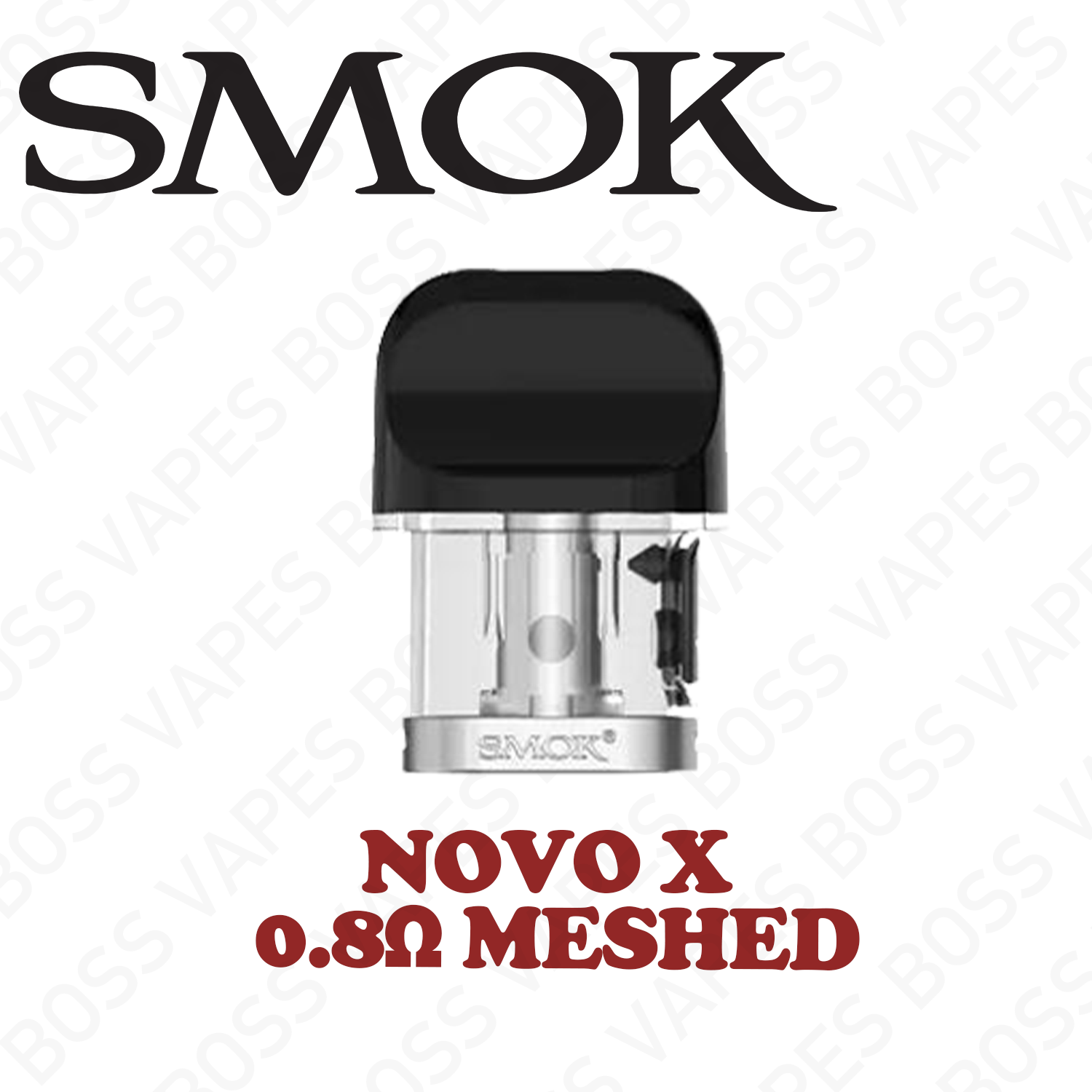 SMOK NOVO X REPLACEMENT POD (Price Per Pod)