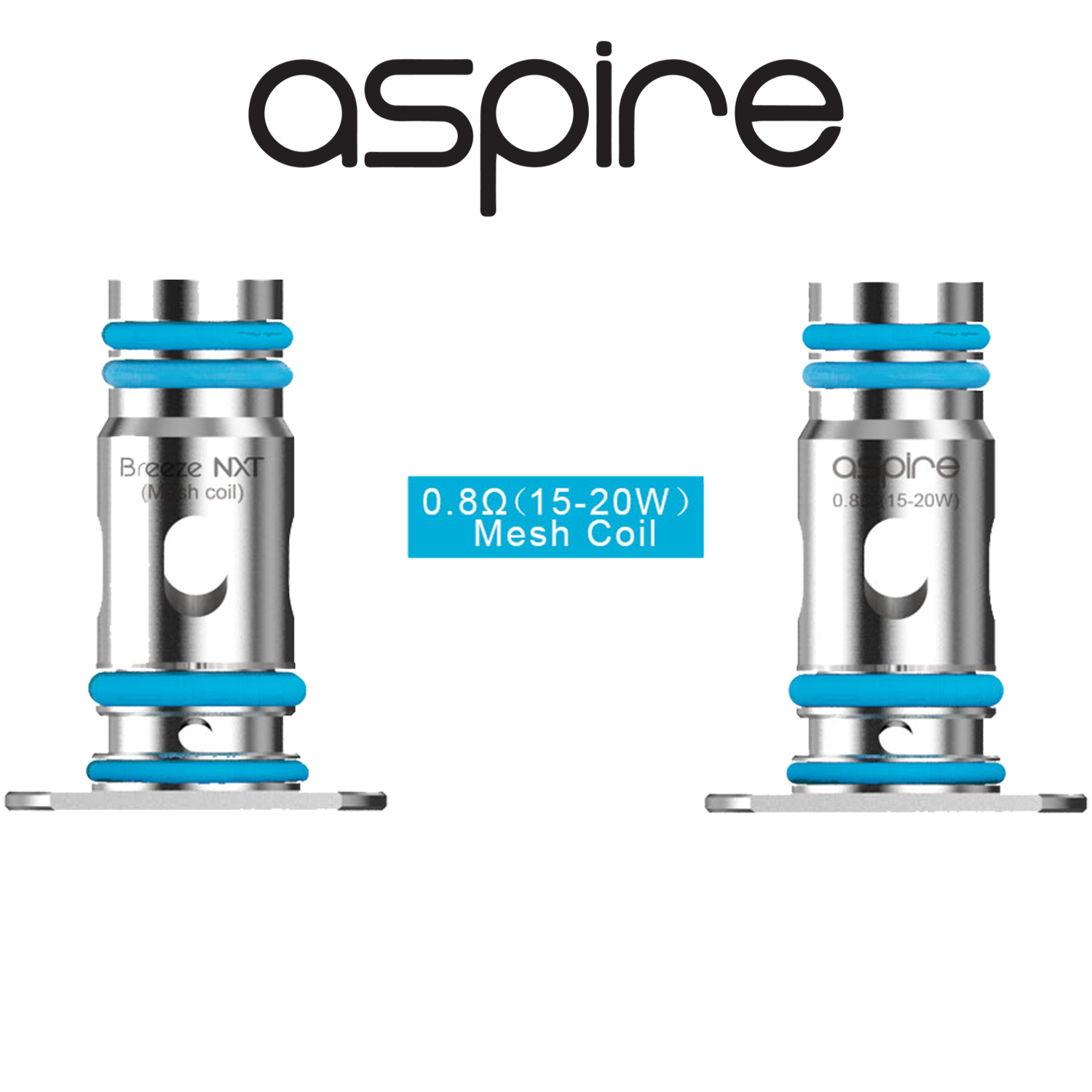 ASPIRE BREEZE NXT Coils (Price Per Coil) - Boss Vapes