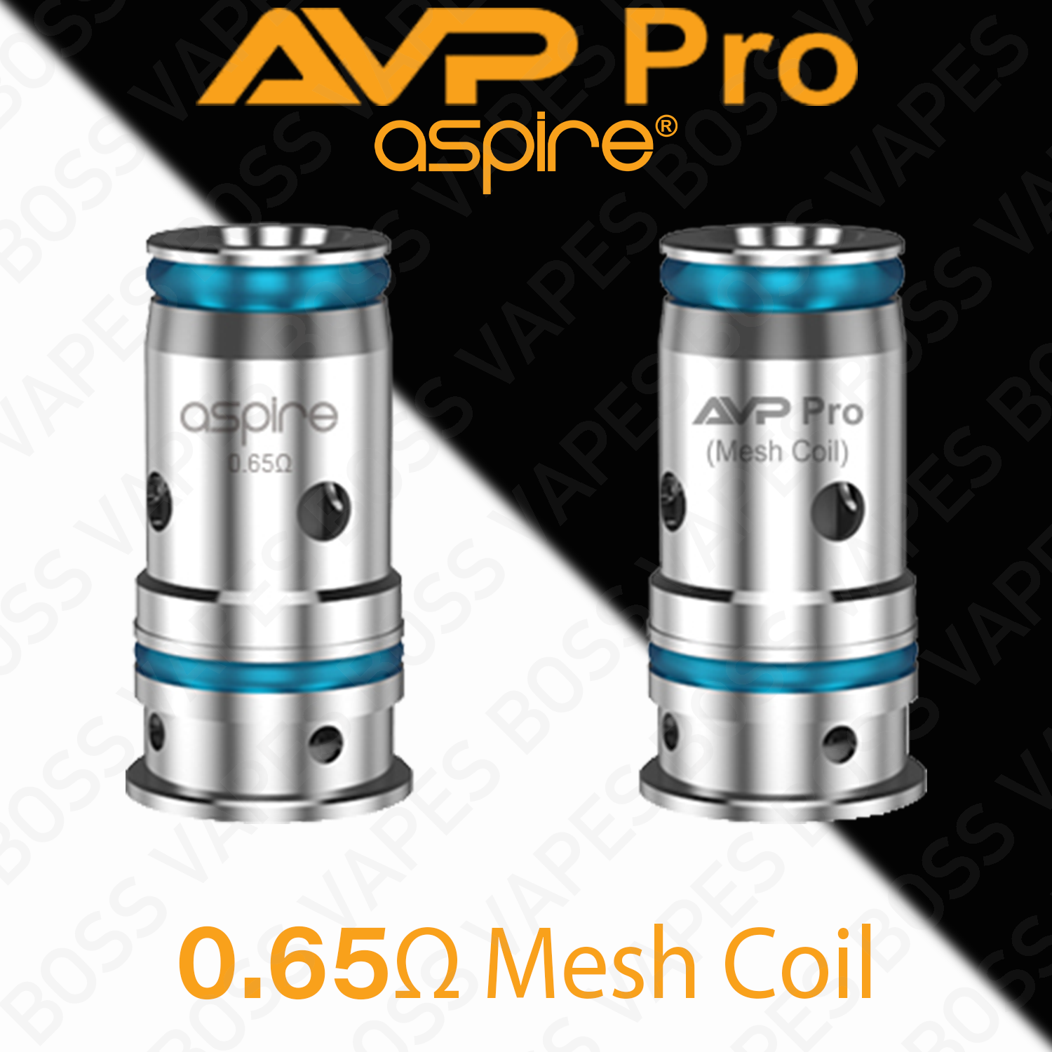 ASPIRE AVP PRO REPLACEMENT COIL (Priced Individually) - Boss Vapes