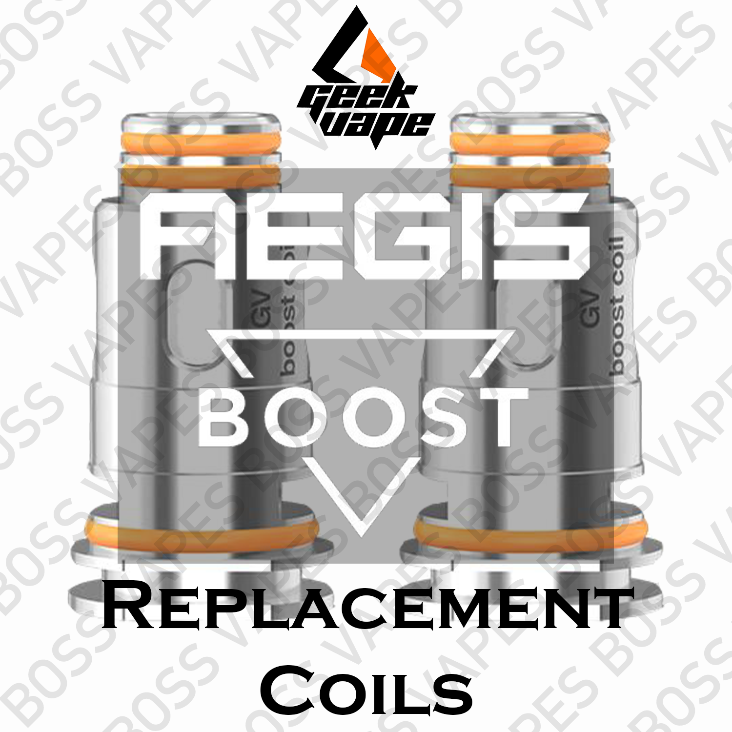 Boost Mesh Coil (Priced Individually) - Boss Vapes
