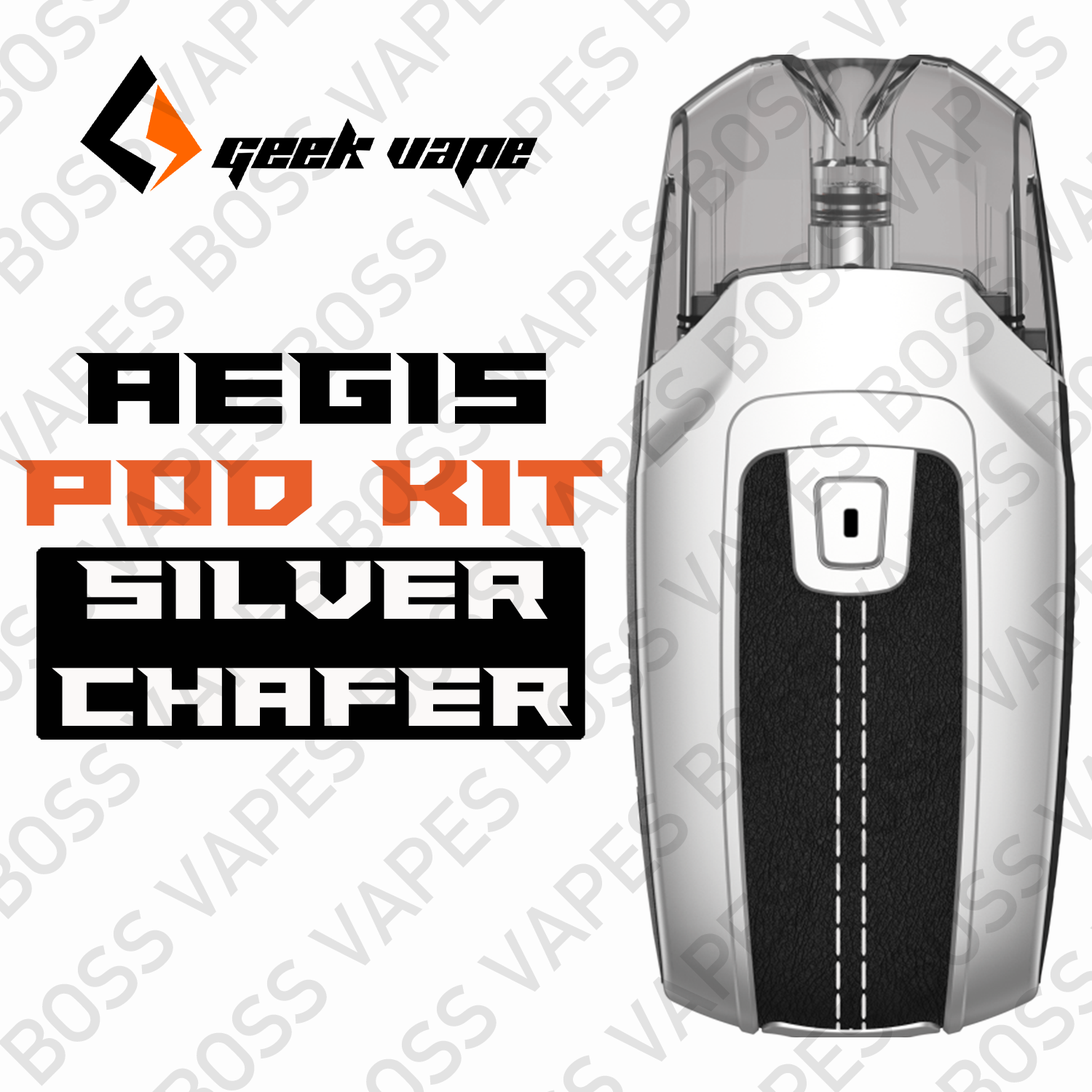 AEGIS POD KIT - Boss Vapes