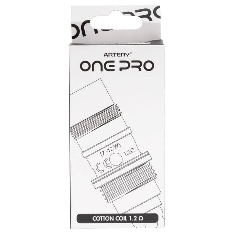 Artery One Pro Coils (Price per Coil) - Boss Vapes