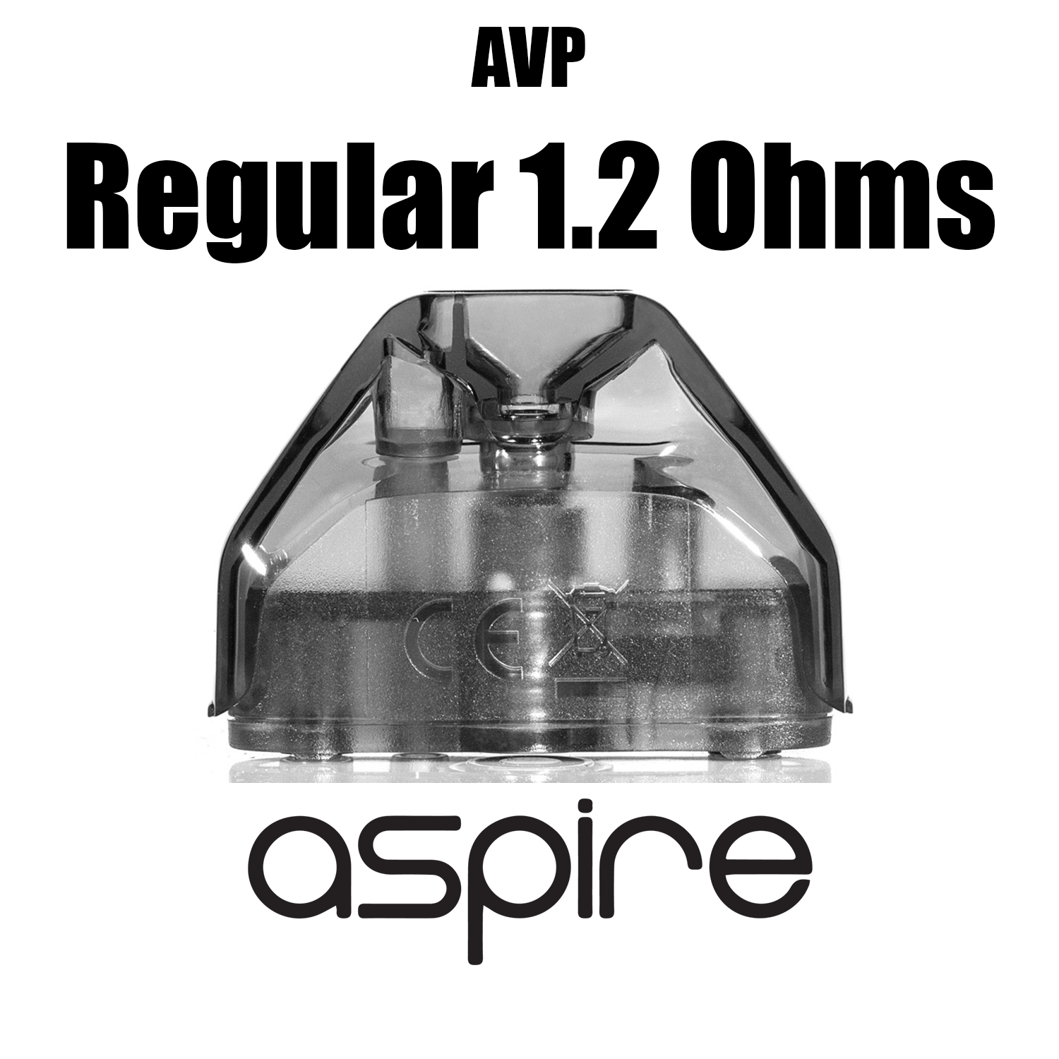 ASPIRE AVP REPLACEMENT PODS (Price per Pod) - Boss Vapes