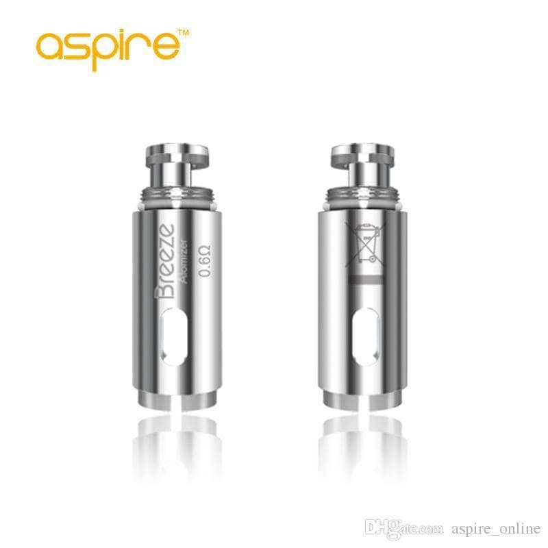 Aspire Breeze Coils (Price Per Coil) - Boss Vapes