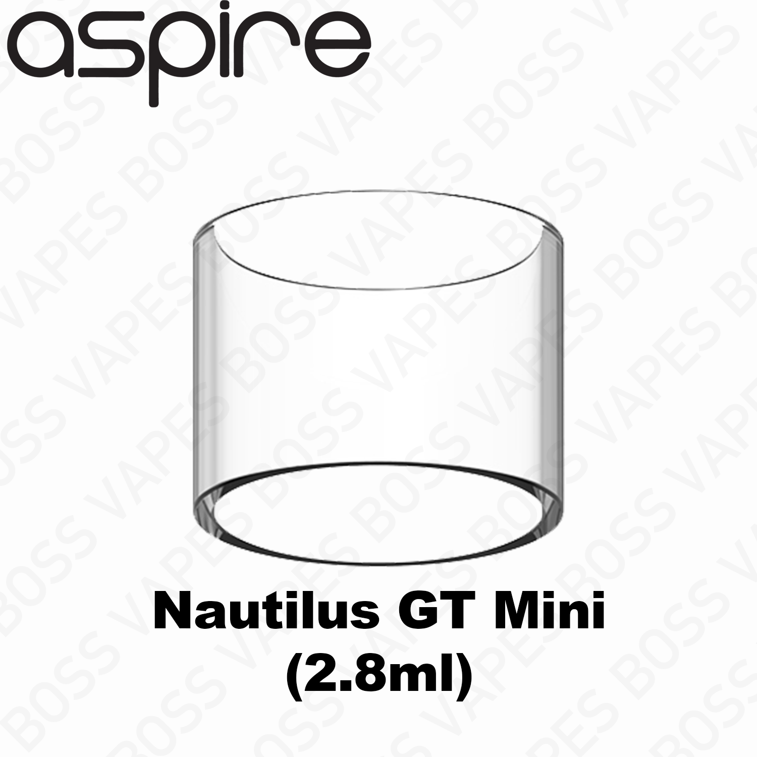Aspire Replacement Glass - Boss Vapes