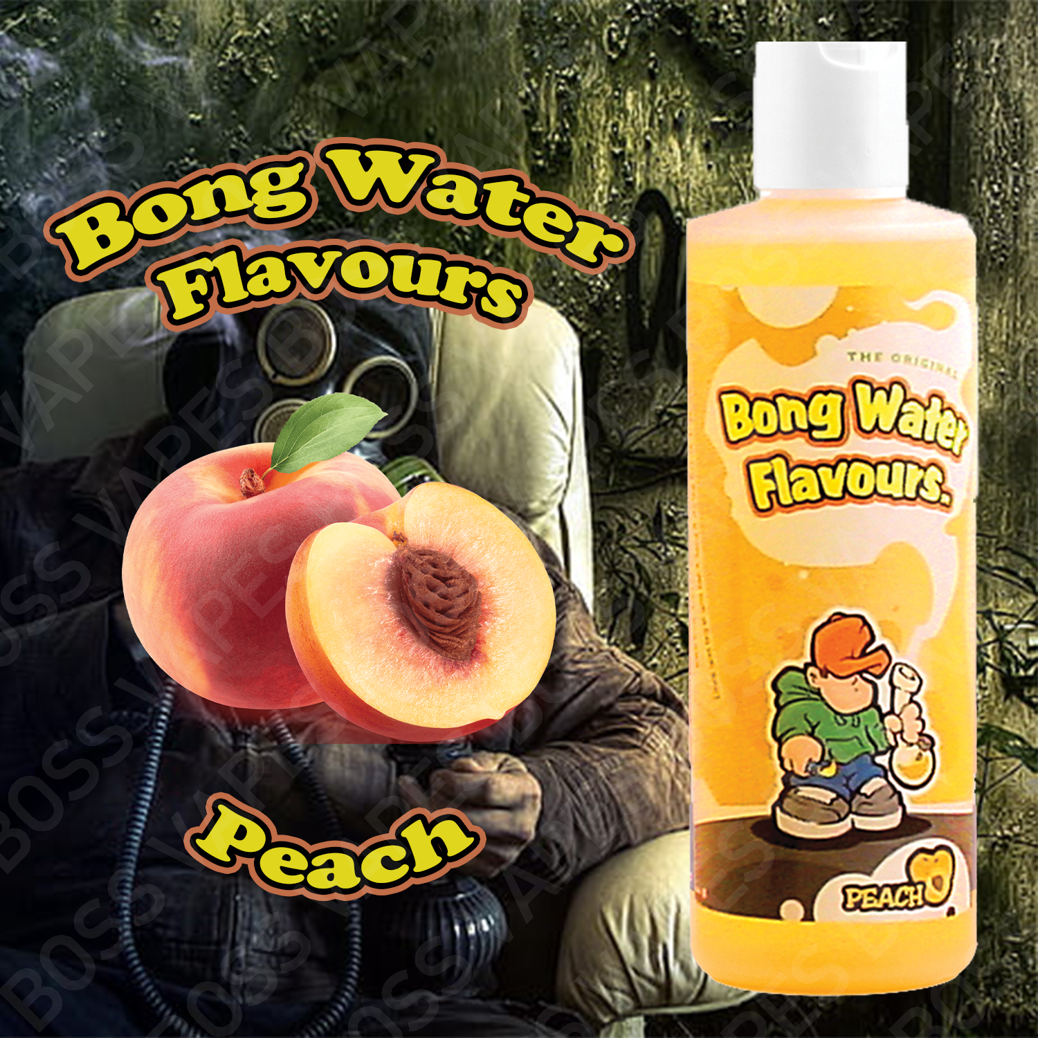 Bong Water Flavors - Boss Vapes