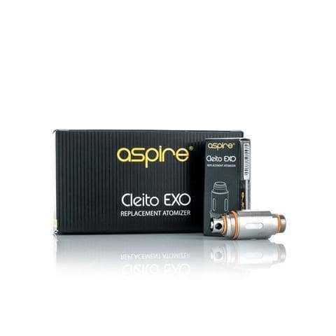 Aspire Cleito EXO Coils (Price Per Coil) - Boss Vapes