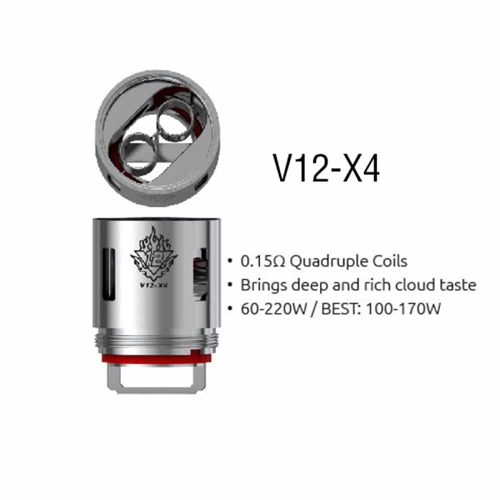 SMOK Cloud Beast King TFV12 Coils (Price Per Coil) - Boss Vapes