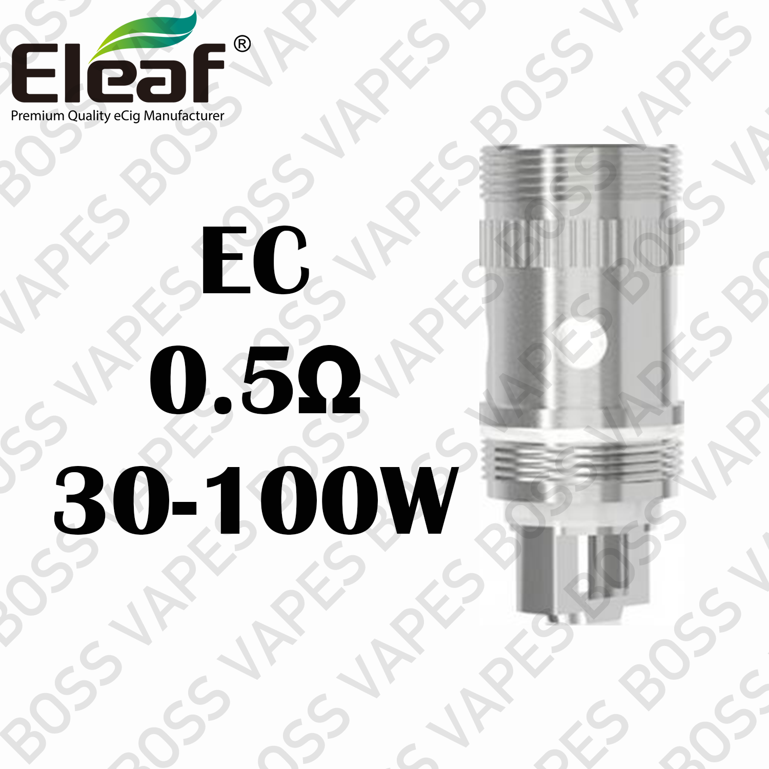 Eleaf EC Coils (iJust 2) Price Per Coil - Boss Vapes