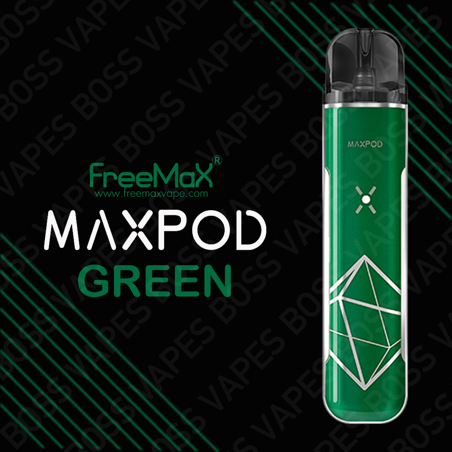 FREEMAX MAXPOD KIT - Boss Vapes