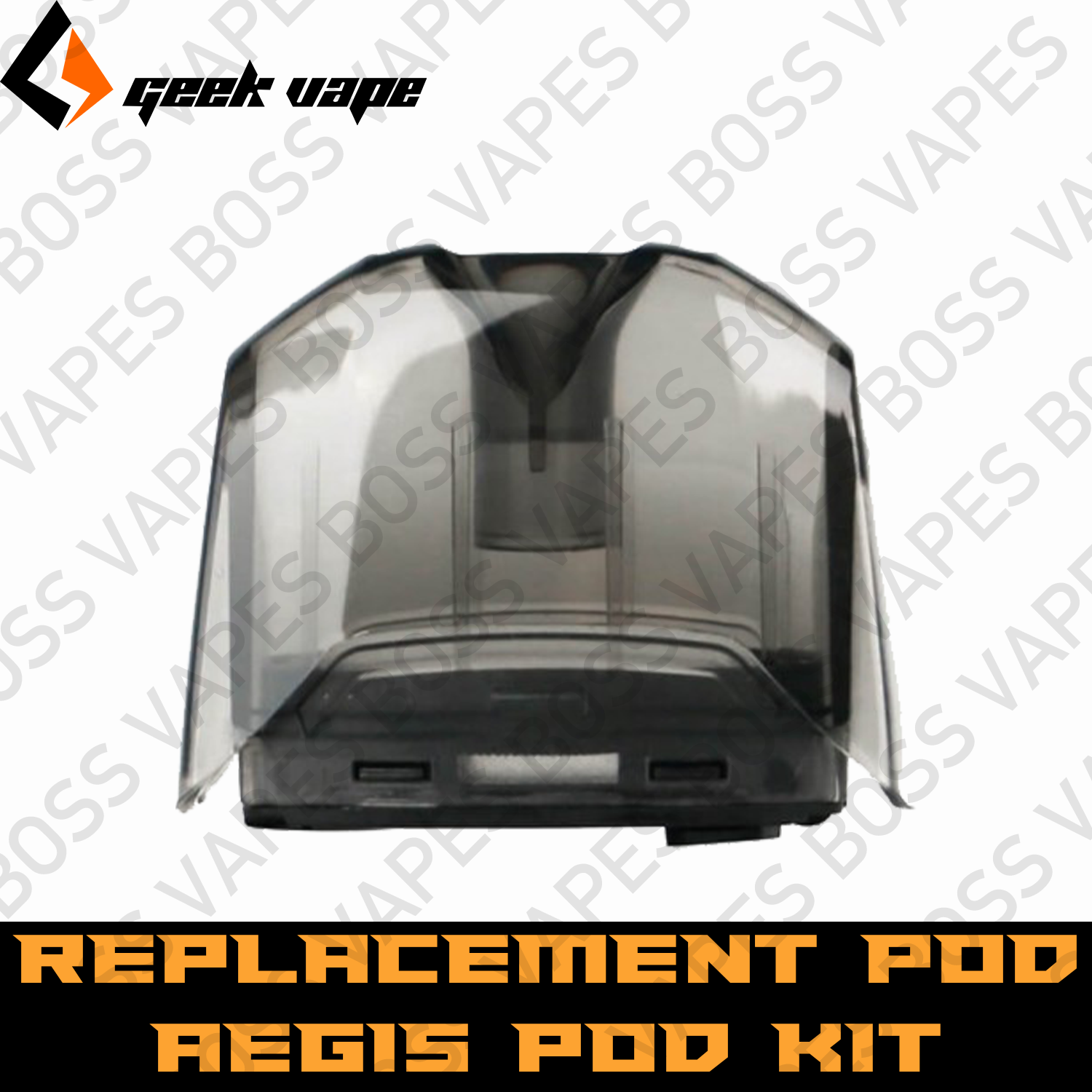 GEEKVAPE REPLACEMENT POD-AEGIS POD KIT (Priced Individually) - Boss Vapes