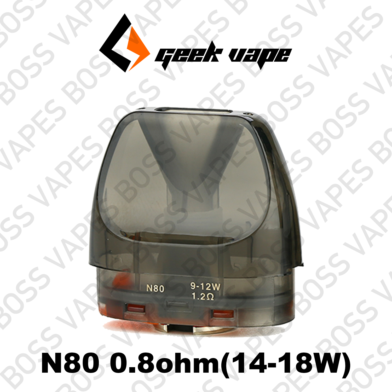 GEEK VAPE BIDENT REPLACEMENT POD (Priced Individually) - Boss Vapes