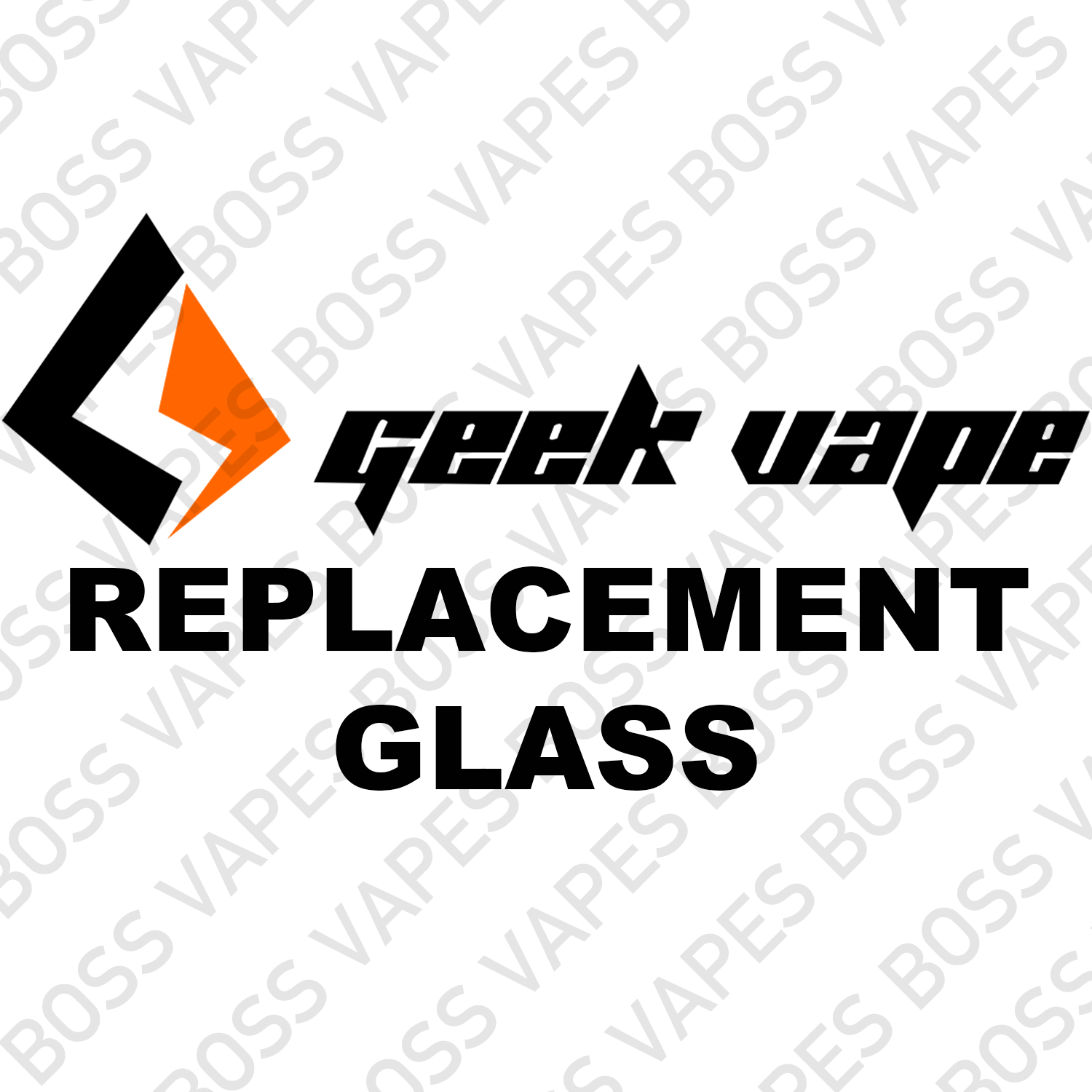Geekvape Replacement Glass - Boss Vapes