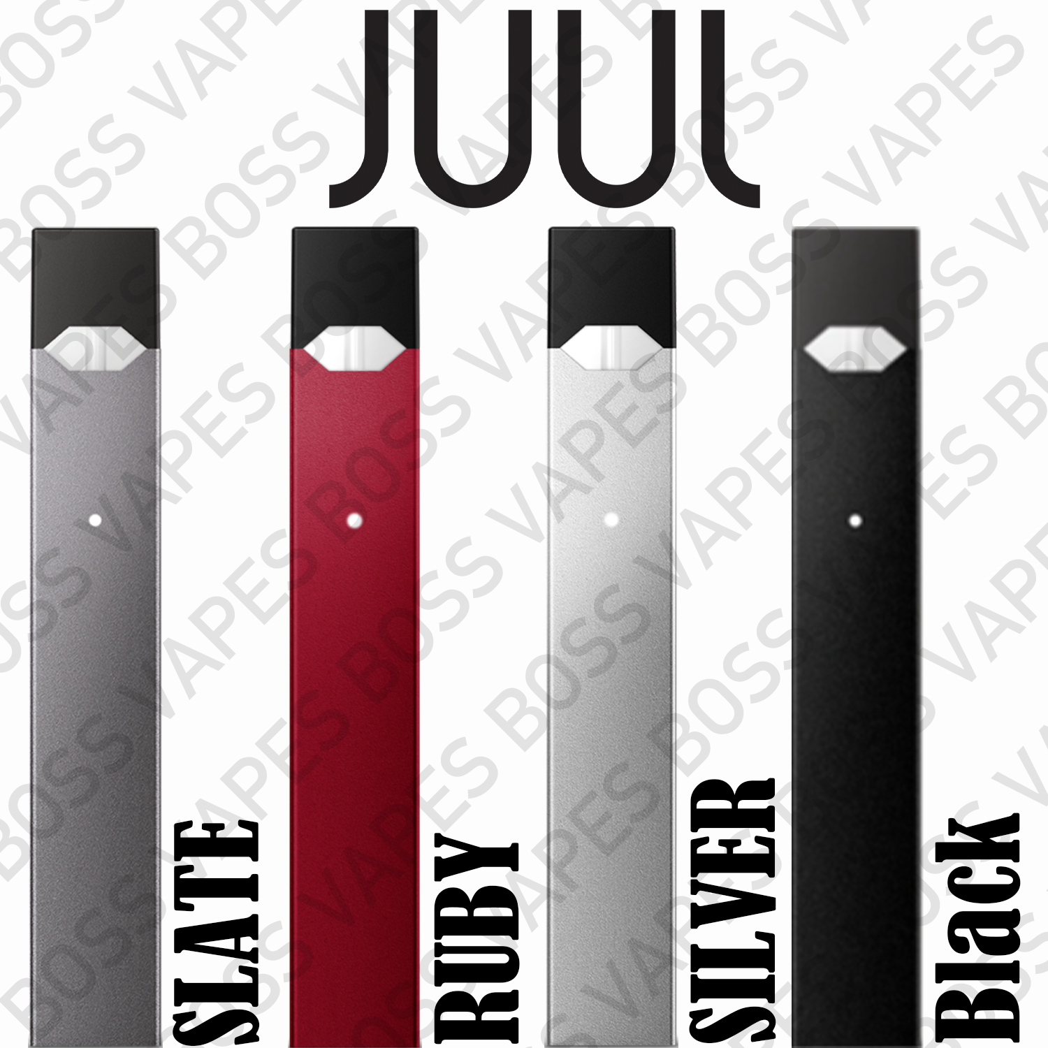 JUUL Device - Boss Vapes