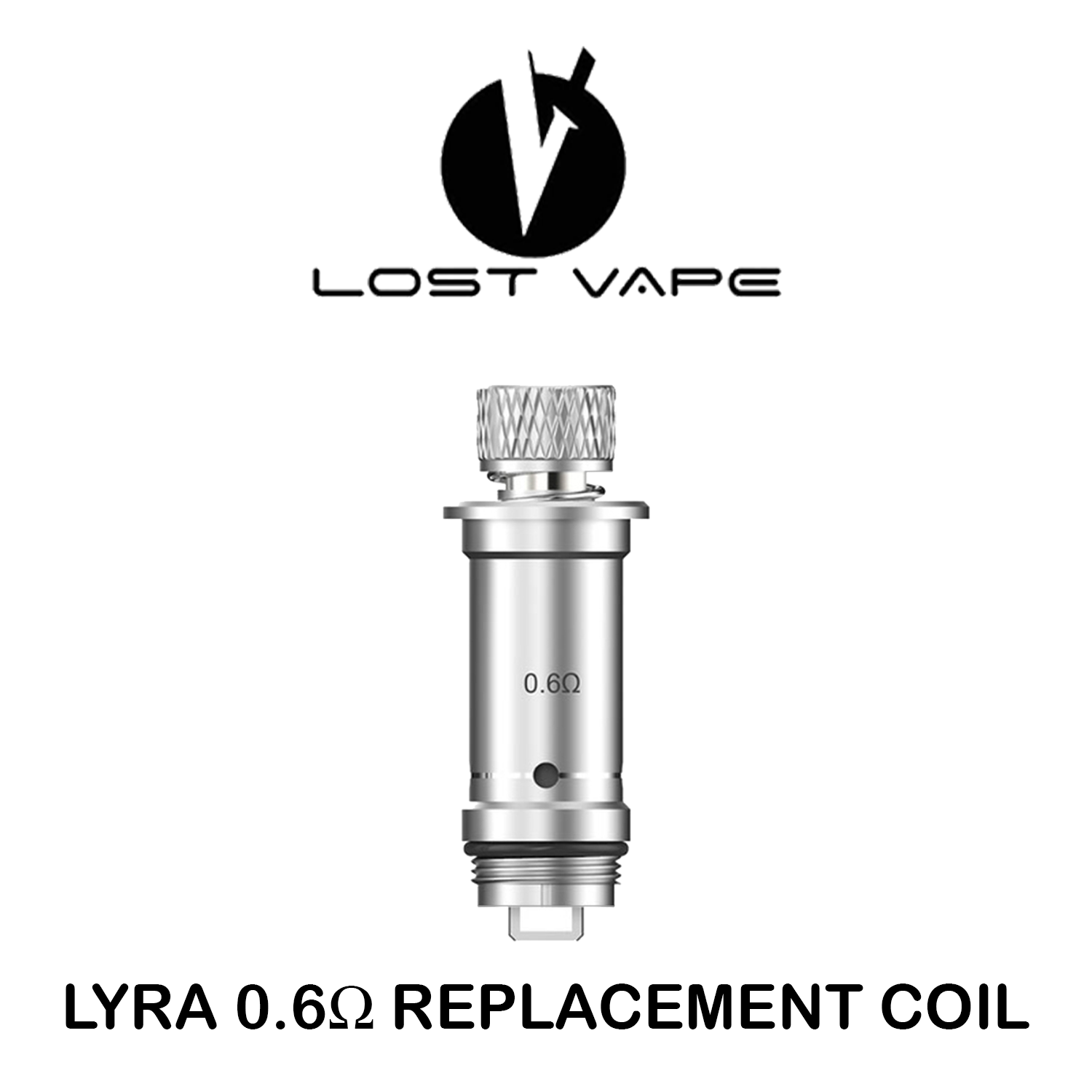 LOST VAPE LYRA REPLACEMENT COIL (Price Per Coil) - Boss Vapes